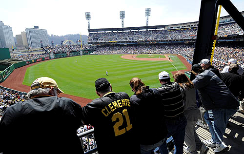 Whether Youre Just Strolling Through The Park Or Watching Game From A Different Angle Rotunda Is Definitely Part Of PNC Experience