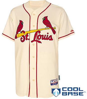 Cardinals new jersey
