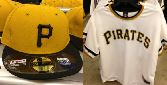 PirateFest Sunday Alternate Uniform