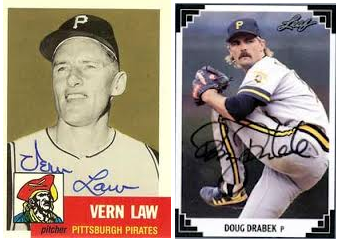 pirates cy young winners